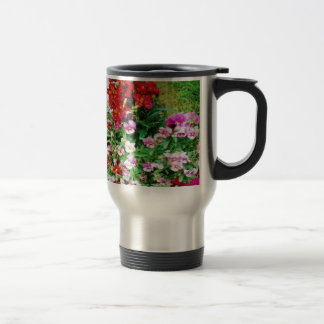 Spring Time Beauty 15 Oz Stainless Steel Travel Mug