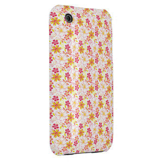 Spring Time Flowers Case-Mate iPhone 3 Cases
