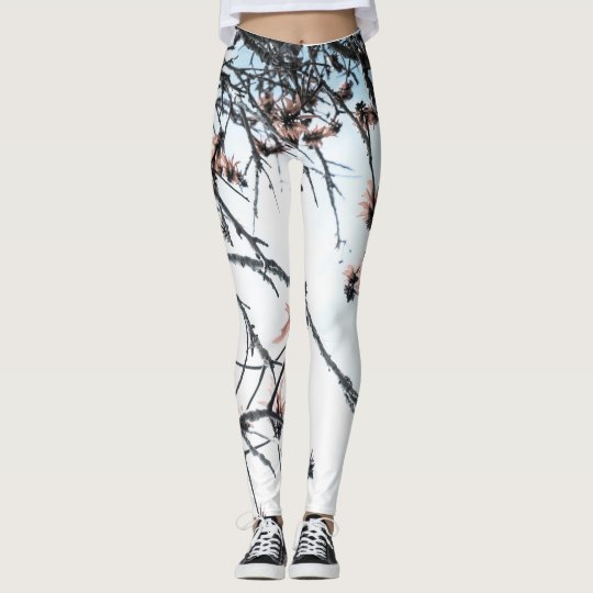 Spring time leggings