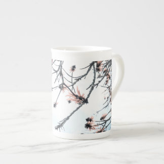 Spring time tea cup