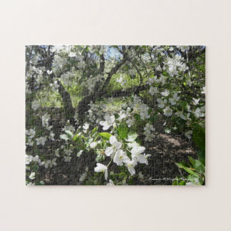 Spring Tree Blossoms 252 Piece Puzzle