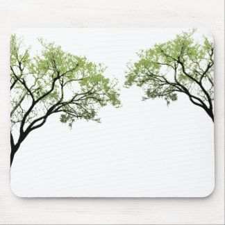 Spring Trees Mousepad