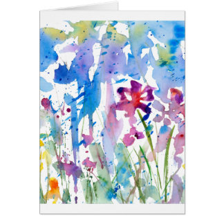 ''Spring vibes'' Card