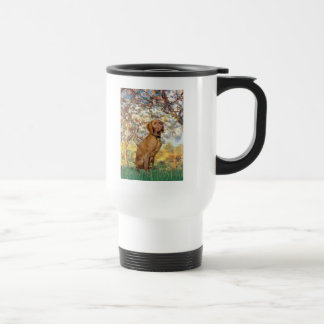 Spring - Vizsla 2 Travel Mug