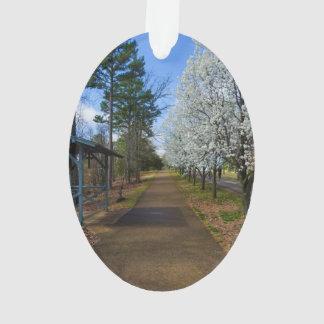 Spring Walk Ornament