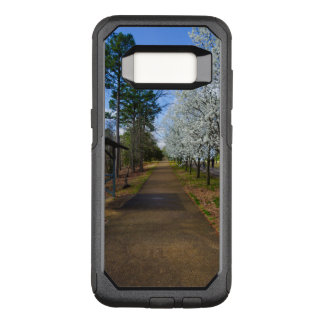 Spring Walk OtterBox Commuter Samsung Galaxy S8 Case