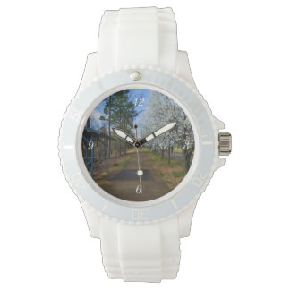 Spring Walk Wristwatch