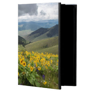 Spring Wildflowers In The Hills Case For iPad Air