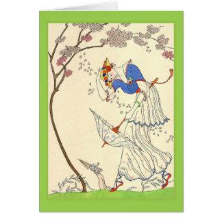 Spring Wind Card