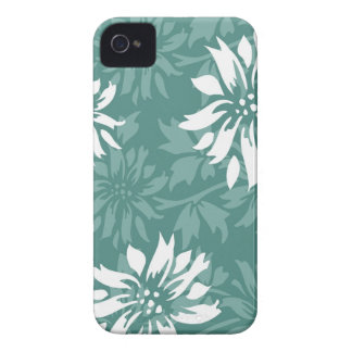 Spring & Winter Floral iPhone 4 Cover
