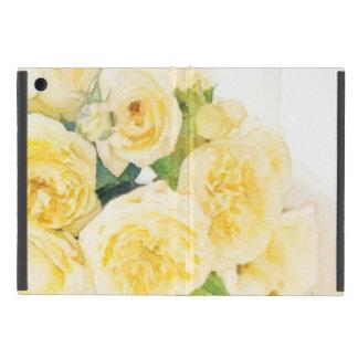 Spring Yellow Bouquet iPad Mini Cases