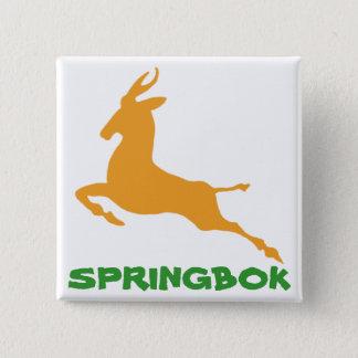 Springbok 2 Inch Square Button