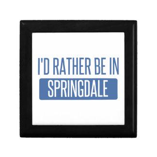 Springdale Gift Box