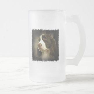 Springer Spaniel Beer Mug