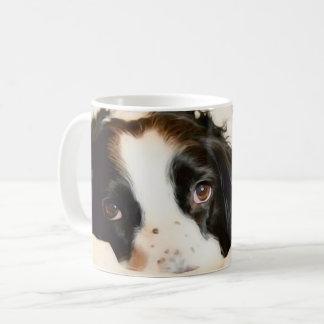 Springer Spaniel Eyes Mug