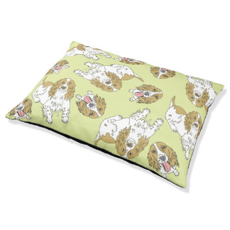 Springer Spaniels Pet Bed