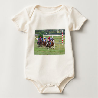 Springer's Point- Frankie Pennington Baby Bodysuit