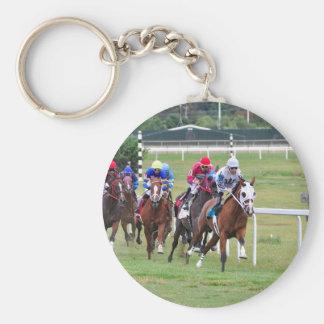 Springer's Point- Frankie Pennington Basic Round Button Keychain