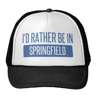 Springfield IL Trucker Hat