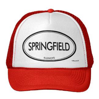 Springfield, Illinois Trucker Hat