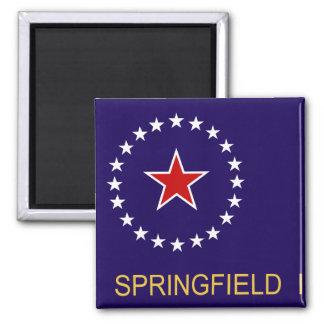 Springfield, Illinois, United States Magnet