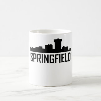 Springfield Missouri City Skyline Coffee Mug