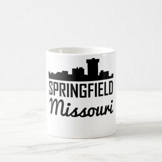 Springfield Missouri Skyline Coffee Mug