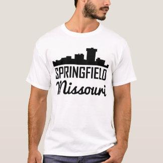 Springfield Missouri Skyline T-Shirt