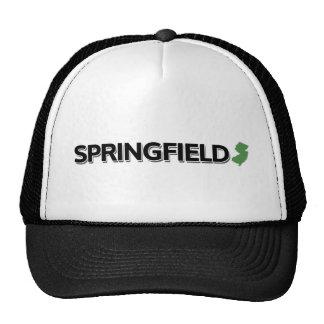 Springfield, New Jersey Trucker Hat