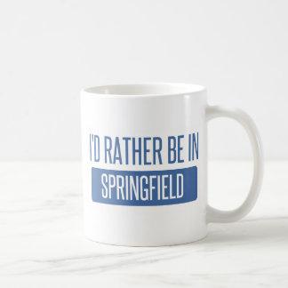 Springfield OR Coffee Mug