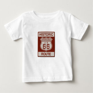 Springfield Route 66 Baby T-Shirt