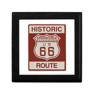 Springfield Route 66 Gift Box