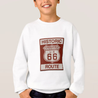 Springfield Route 66 Sweatshirt