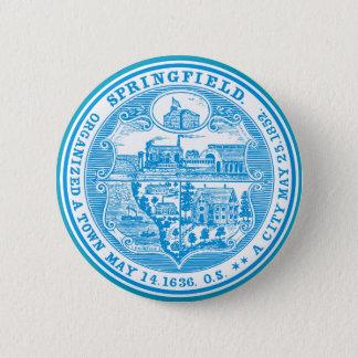 Springfield Seal Button