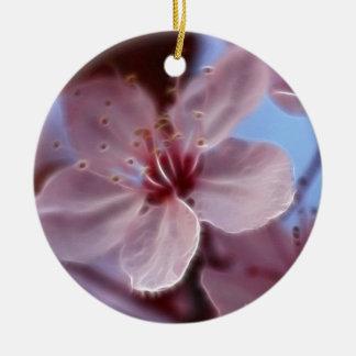 Springs Softness Ceramic Ornament