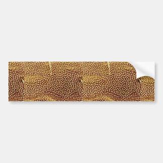 Springtail - side bumper sticker