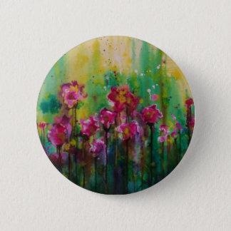 Springtime 2 Inch Round Button