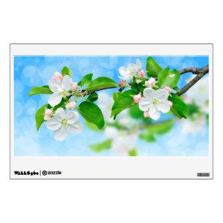 Springtime (apple flowers) wall sticker