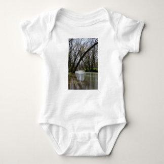 Springtime At Finley Baby Bodysuit