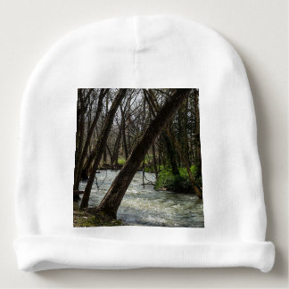Springtime At Finley River Baby Beanie