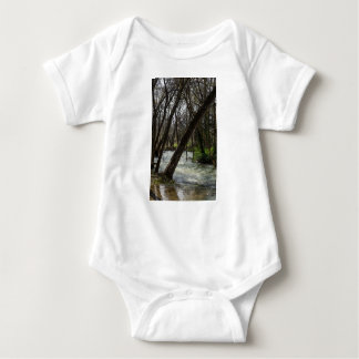 Springtime At Finley River Baby Bodysuit