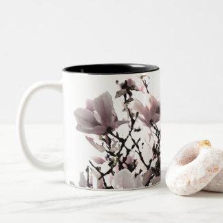 Springtime Blooms Floral Mug