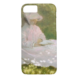 Springtime by Claude Monet Case-Mate iPhone Case