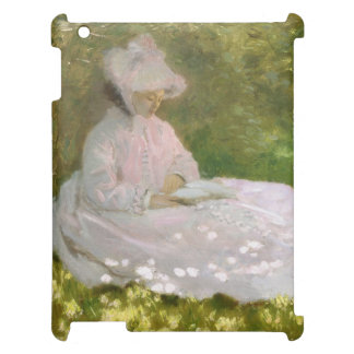 Springtime by Claude Monet Cover For The iPad 2 3 4