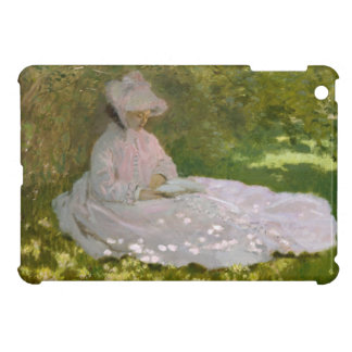 Springtime by Claude Monet Cover For The iPad Mini