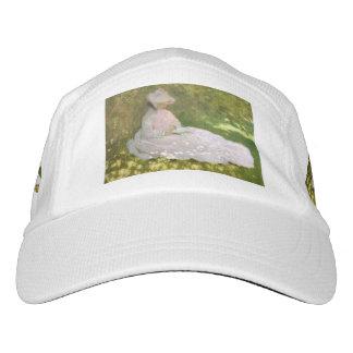 Springtime by Claude Monet Hat