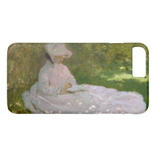 Springtime by Claude Monet iPhone 7 Plus Case
