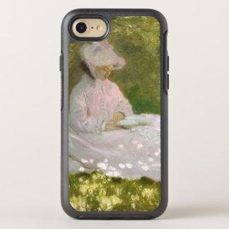 Springtime by Claude Monet OtterBox Symmetry iPhone 8/7 Case