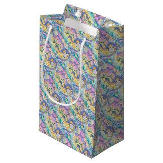Springtime Dragon Small Gift Bag