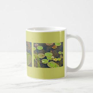 Springtime Lily Pads Mug